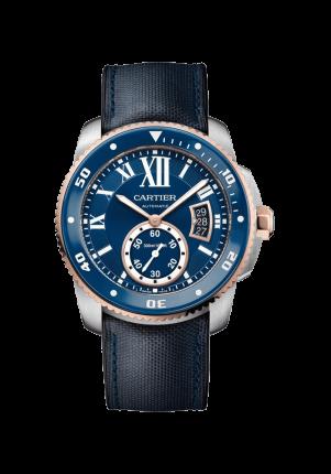 Calibre de Cartier Diver Blue (W2CA0008)