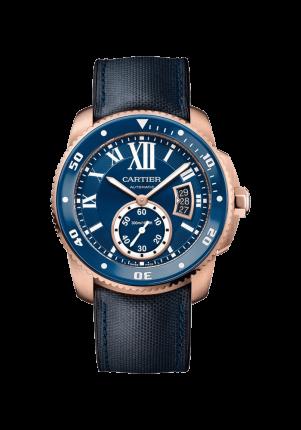 Calibre de Cartier Diver Blue (WGCA0009)