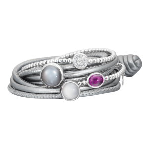 Capolavoro, The Colour Collection, Armbänder Dolcini, AB0000108.SILBER-MET.22, AB8B00222, AH8GRP02225, AB8GRP00228.INNEN.17, AH8MGH02147