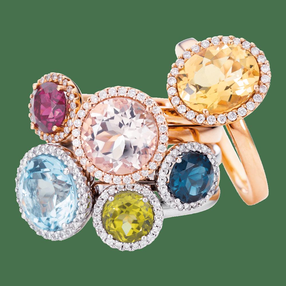 Capolavoro, The Colour Collection, Ringe Espressivo, RI9RU2395, RI8T02295, RI9MOG0229, RI8T02295, RI8P02395, RI9LT2395, RI9C02294