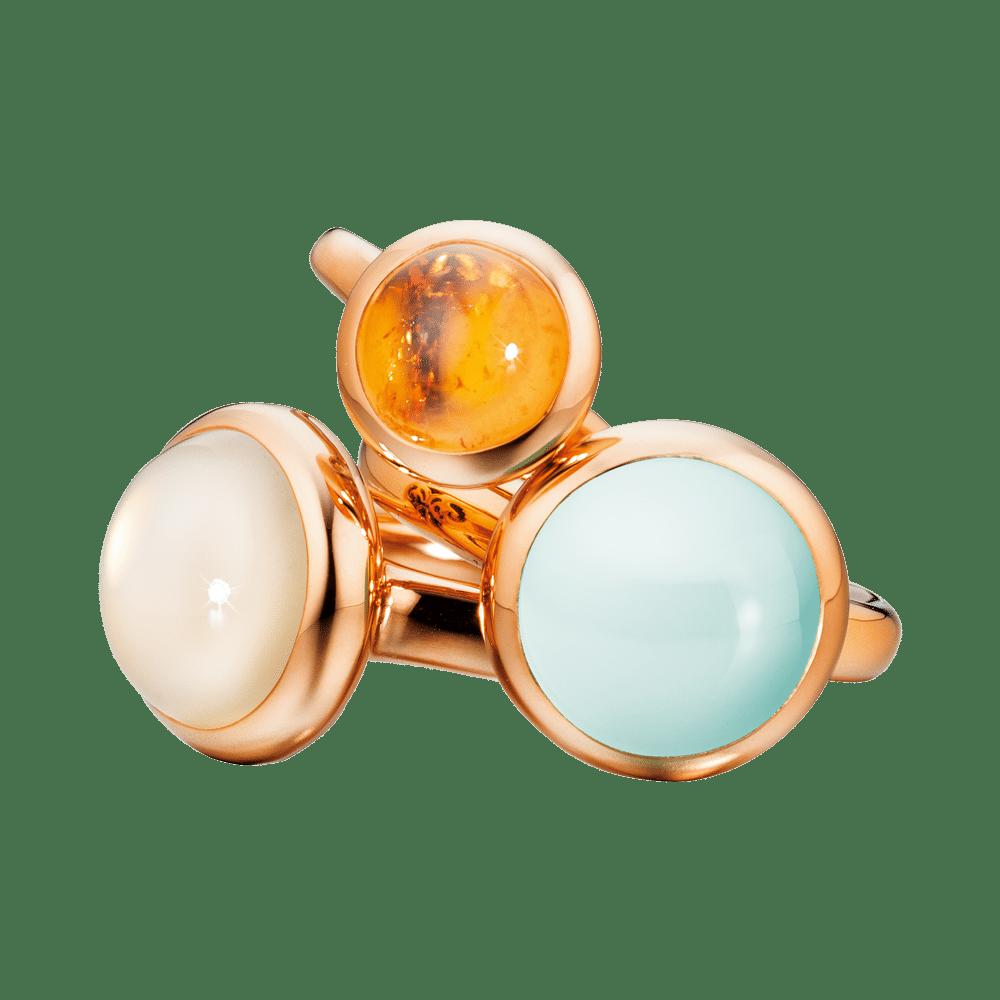 Capolavoro, The Colour Collection, Ringe Velluto, RI9MCH02559, RI9GRM02558, RI9CGR02559