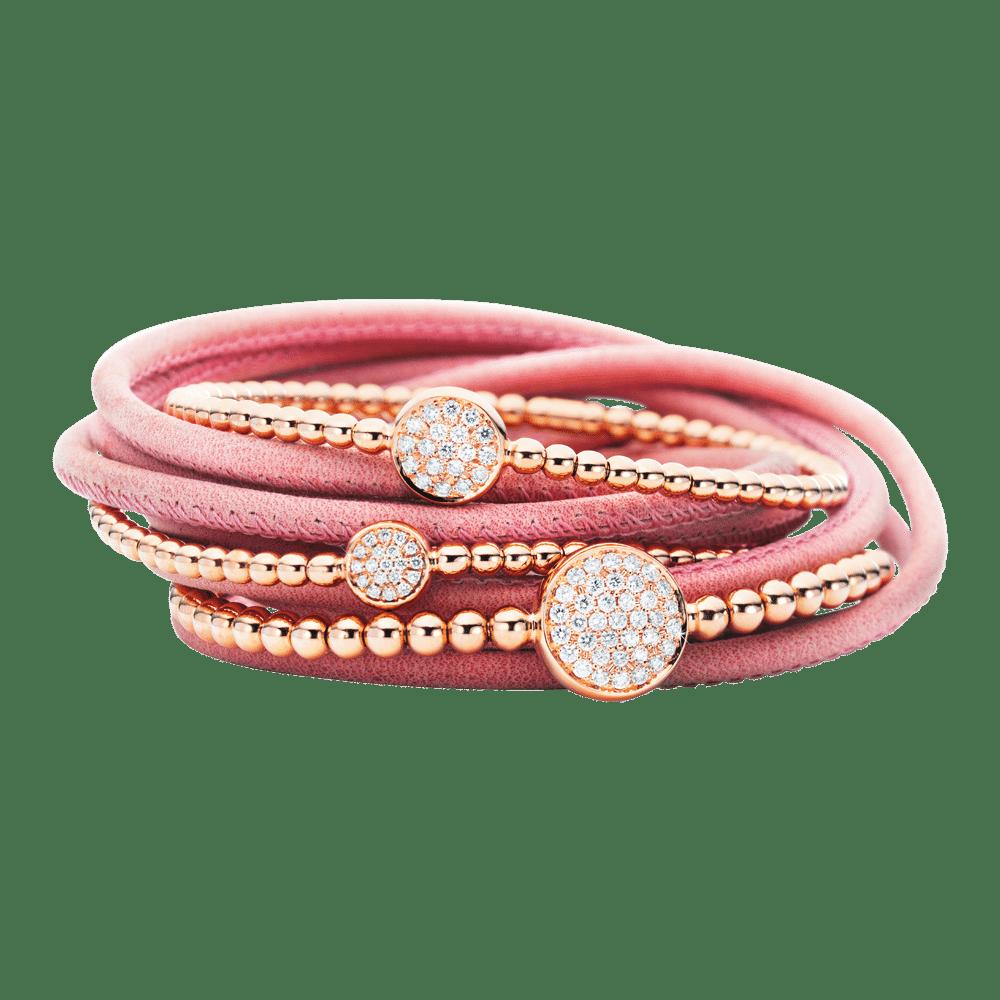 Capolavoro, The Diamond Collection, Armbänder, AB0000109.BEERE, AB9B00222.INNEN.17, AB9B00221.INNEN.17, AB9B00223.INNEN.17