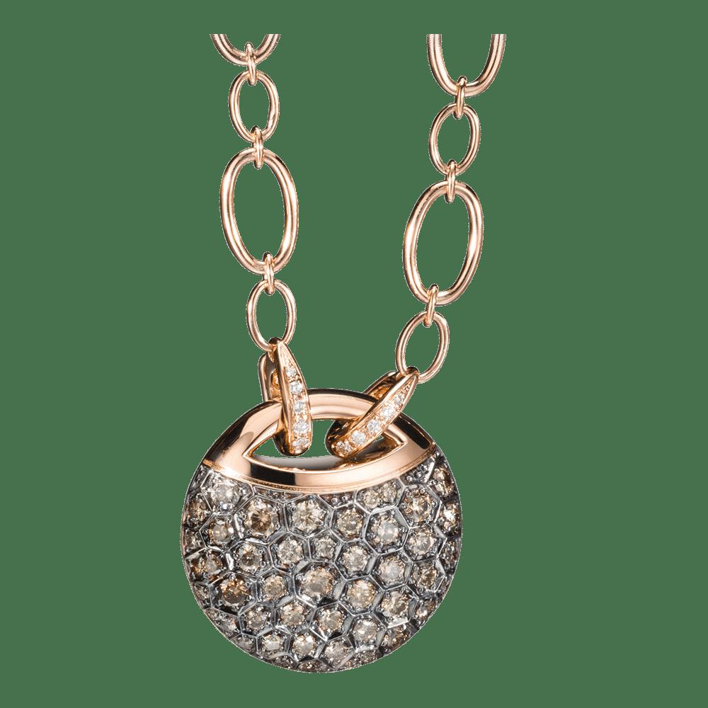 Capolavoro, The Diamond Collection, Collier Fiore Magico, CO9BHB00580
