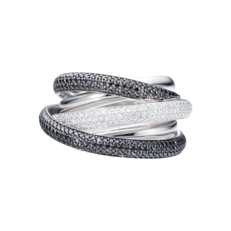 Capolavoro, The Diamond Collection, Ring Cielo, RI8BSC02605