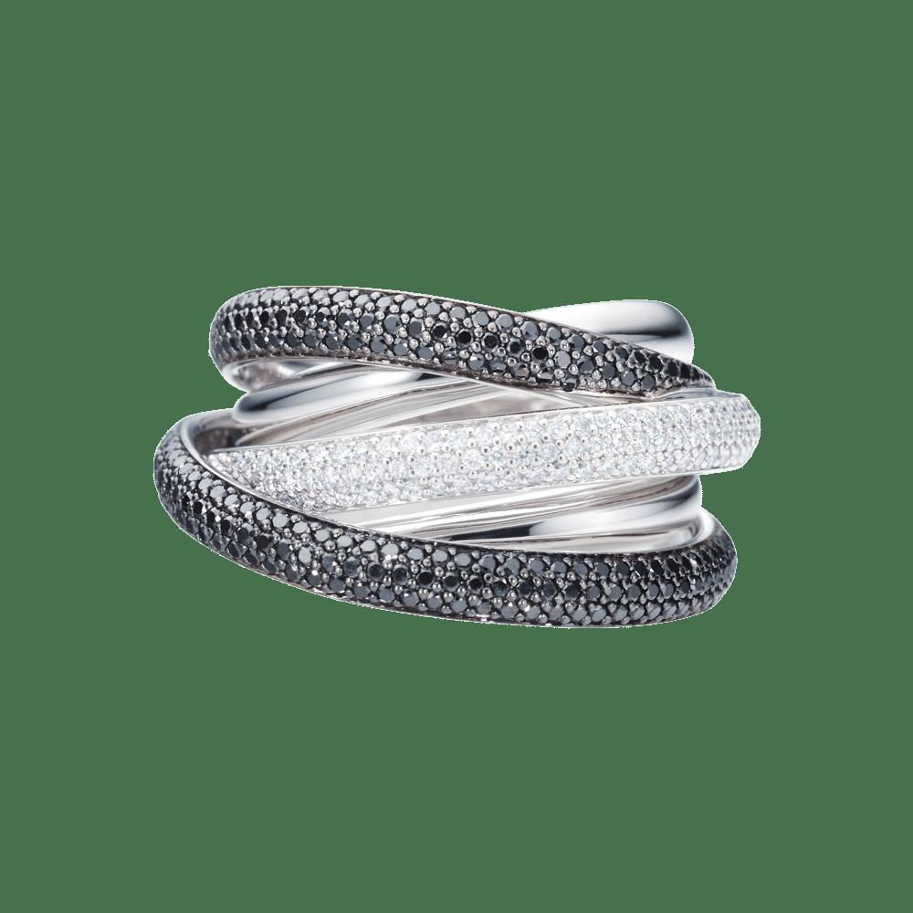 Capolavoro, The Diamond Collection, Ring Cielo, RI8BSC02605