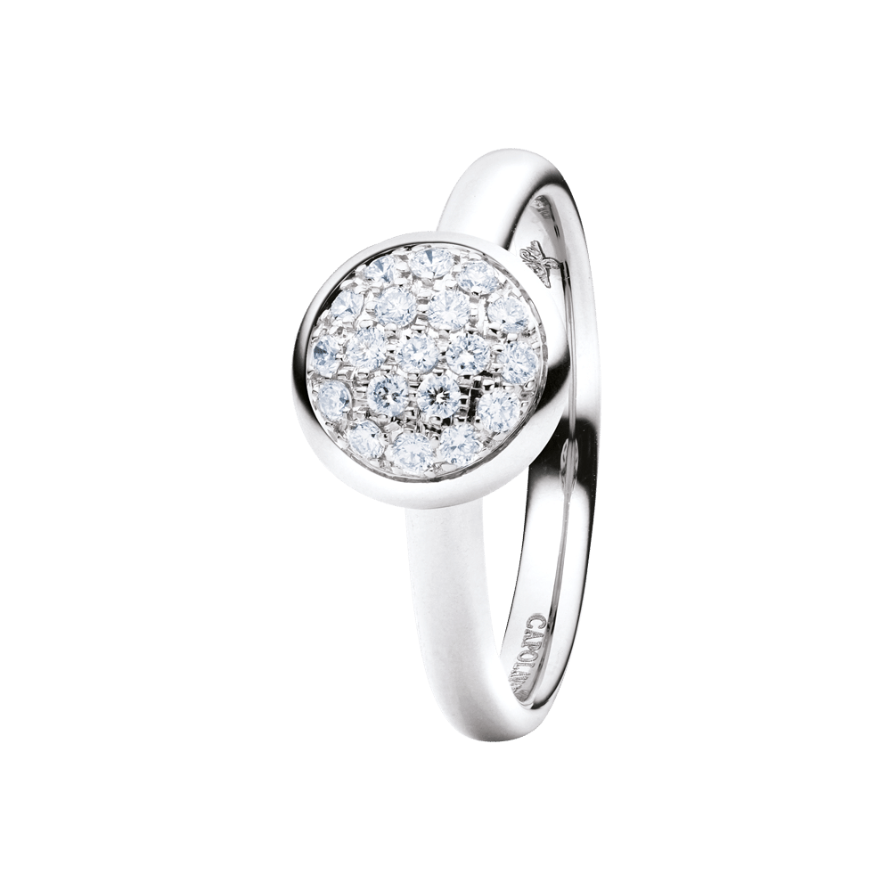 Capolavoro, The Diamond Collection, Ring Dolcini, RI8B02510
