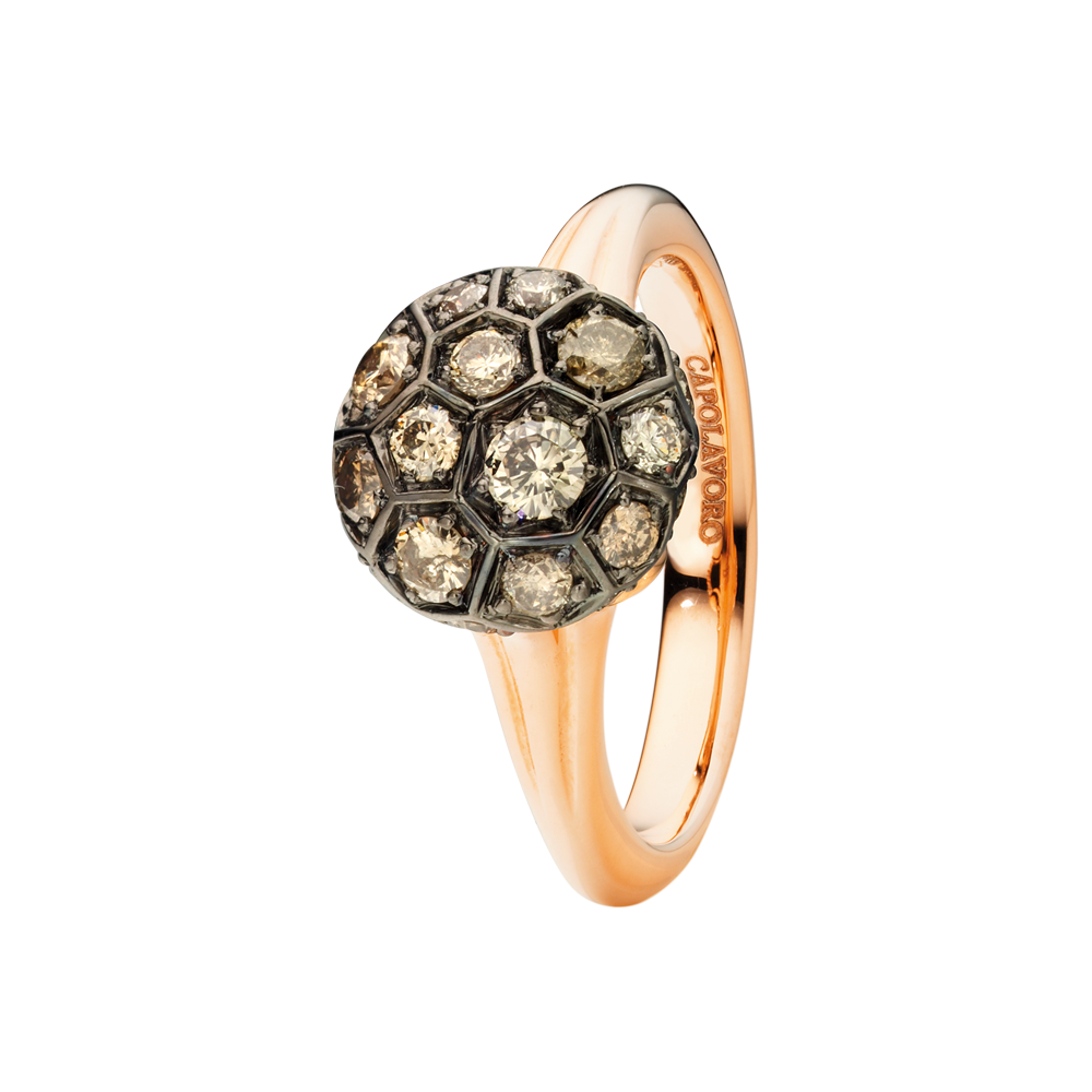 Capolavoro, The Diamond Collection, Ring Fiore Magico, RI9BHB02584