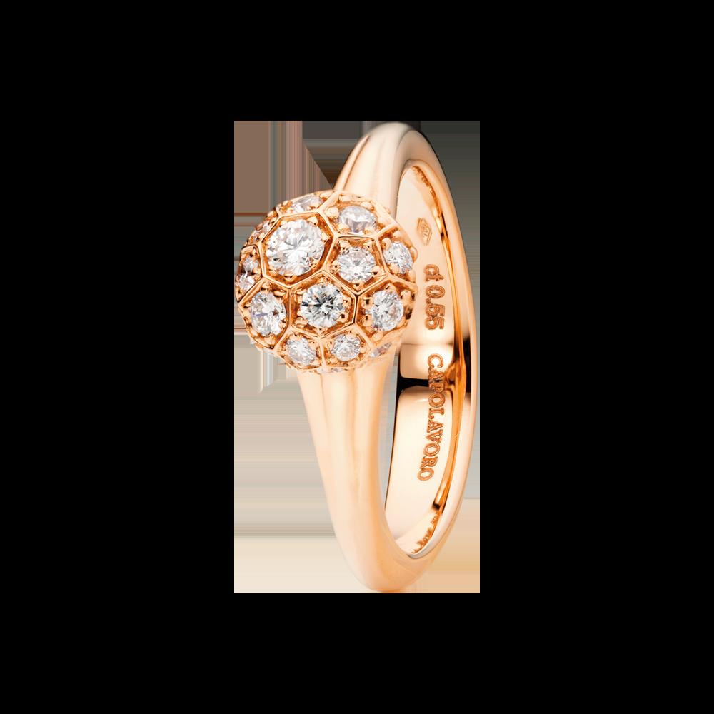 Capolavoro, The Diamond Collection, Ring Fiore Magico, RI9BRW02583