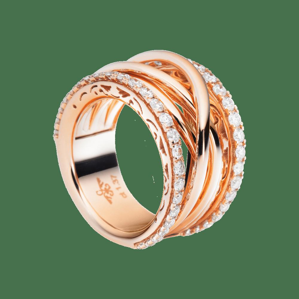 Capolavoro, The Diamond Collection, Ring Magnifico, RI9B02340