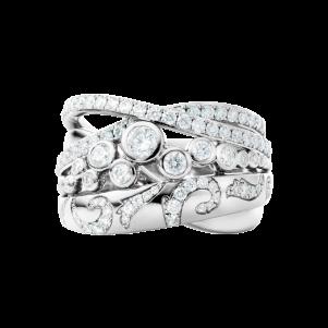 Capolavoro, The Diamond Collection, Ring Sérail, RI8BRW02595