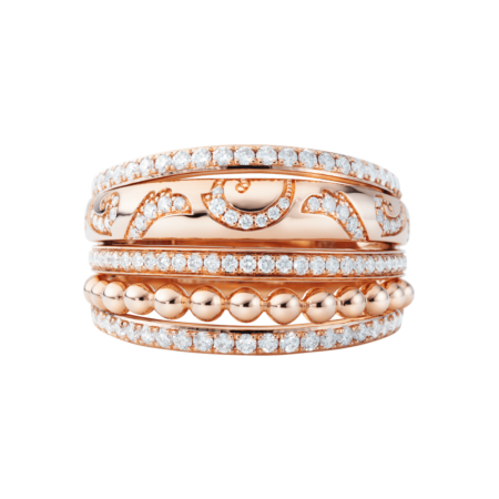 Capolavoro, The Diamond Collection, Ring Sérail, RI9BRW02596