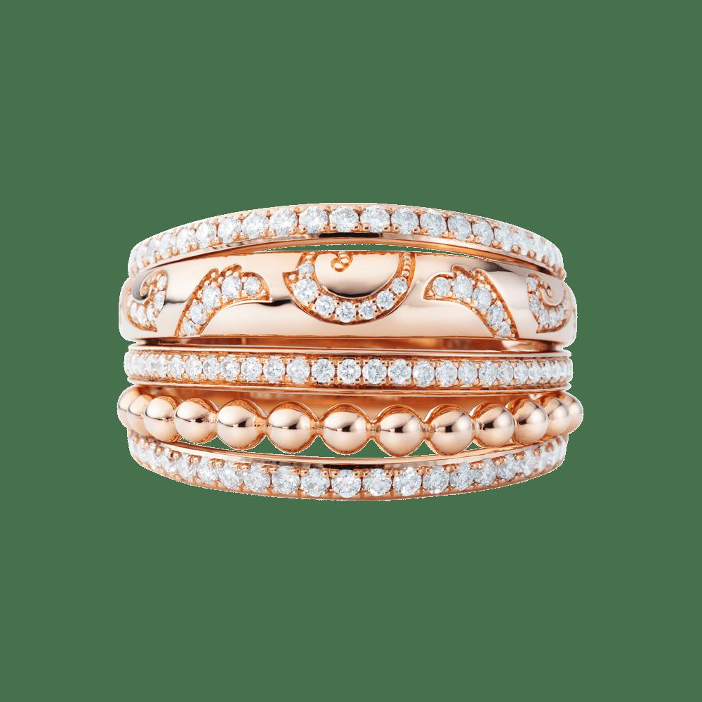Capolavoro, The Diamond Collection, Ring Sérail, RI9BRW02596