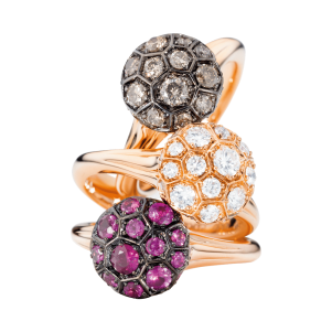 Capolavoro, The Diamond Collection, Ringe Fiore Magico, RI9BHB02584, RI9BRW02584, RI9SAP02584