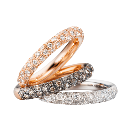Capolavoro, The Diamond Collection, Ringe Fiore Magico, RI9BRW02667, RI9BHB02667, RI9BHB02667