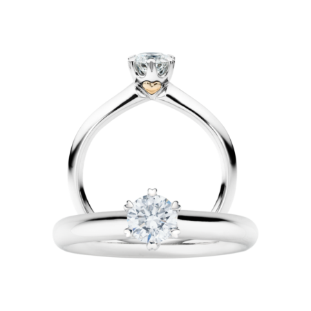 Capolavoro, The Romance Collection, Verlobungsring True Love, RI8B05070.0.50TW-VS-GIA