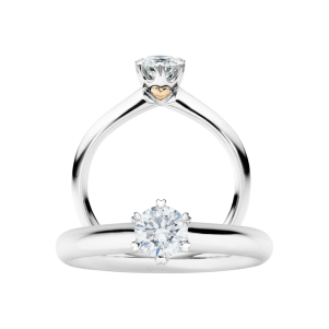 Capolavoro, The Romance Collection, Verlobungsring True Love, RI8B05070.1.00TW-VS-GIA