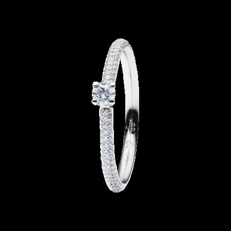 Capolavoro, Verlobungsring Diamante in Amore, RI8B05023.0.10