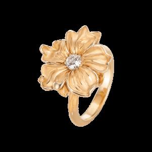 Carrera y Carrera, Seda Imperial, Emperatriz Medium Ring, DA13501-010101