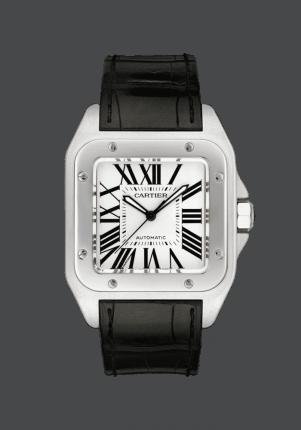 Cartier, Santos 100, W20073X8