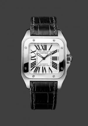 Cartier, Santos 100, W20106X8