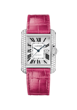 Cartier, Tank Anglaise, WT100018