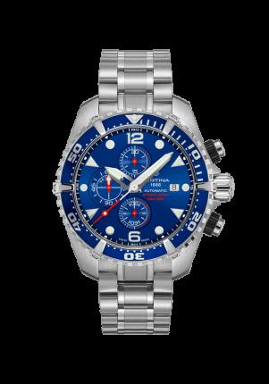 Certina, Aqua Collection, DS Action Diver Chronograph Automatic, C032.427.11.041.00