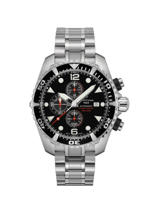 Certina, Aqua Collection, DS Action Diver Chronograph Automatic, C032.427.11.051.00