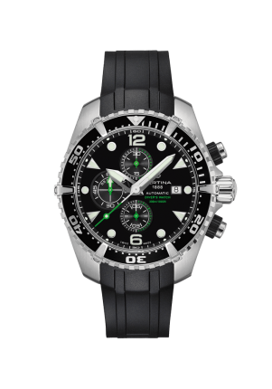 Certina, Aqua Collection, DS Action Diver Chronograph Automatic C032.427.17.051.00