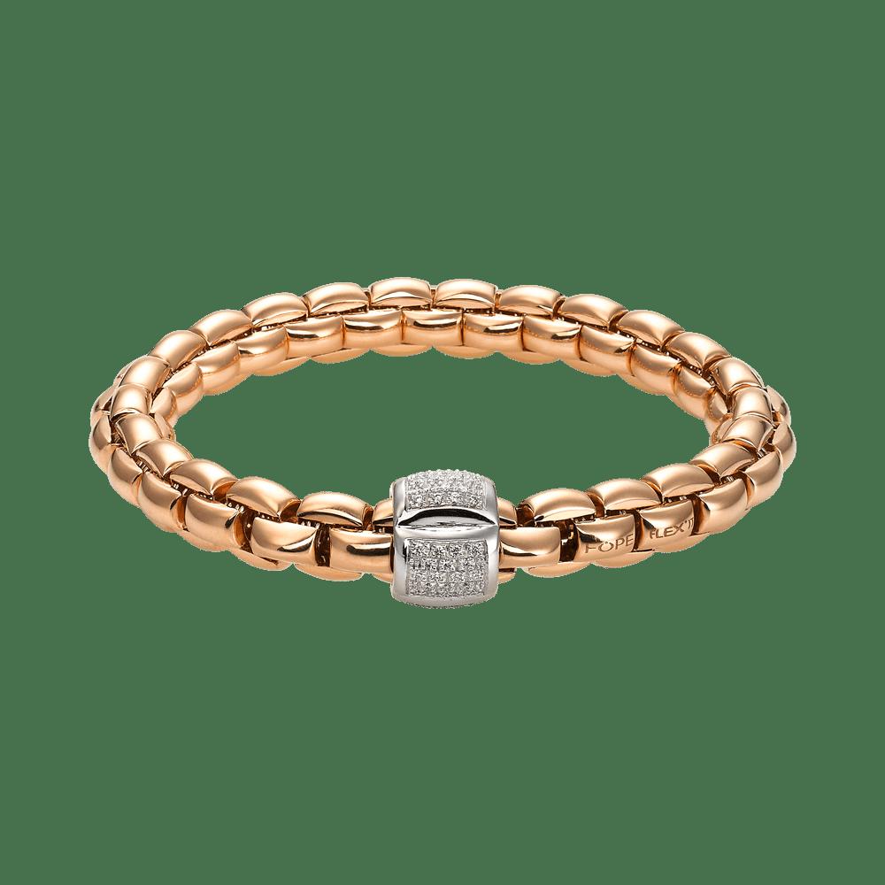 Fope, Eka Collection, Armband, 602B PAVE R
