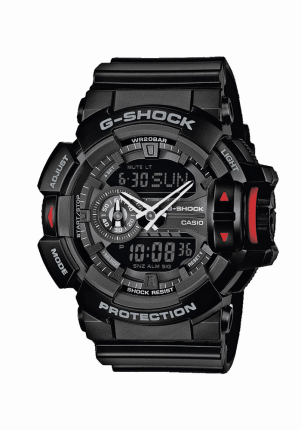 G-Shock, Original, GA-400-1BER
