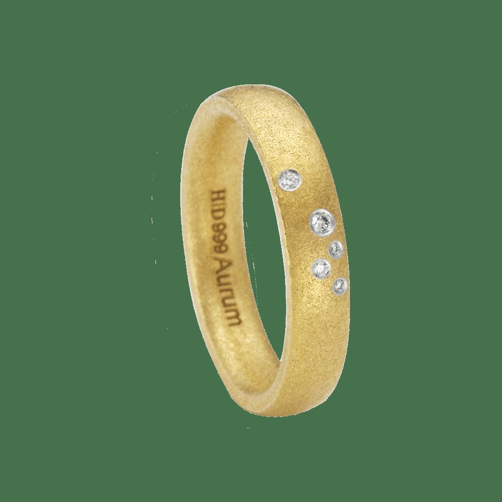 Henrich & Denzel, 999 Aurum, Trauring PUREST 999 aurum, A5994-05-0