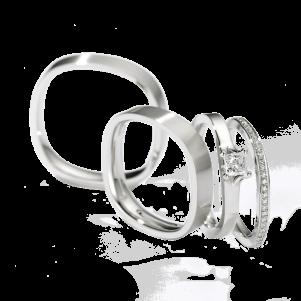Henrich & Denzel, Ringe Forma, P3334.40000 / PS032.02000 / P5440.98000