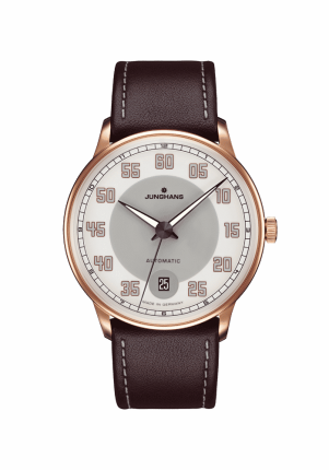 Junghans, Meister Driver, Automatic, 027/7710.00