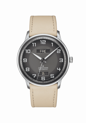 Junghans, Meister Driver, Day Date, 027/4721.00
