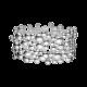 Lapponia, Design by Mari Isopahkala, Armband, Winter Pearl, 667841