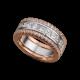 Leo Wittwer, Ring, 11.682371, Weißgold, Roségold, Brillanten