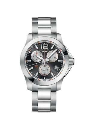 Longines Conquest, 1/100th Roland Garros, L3.700.4.79.6