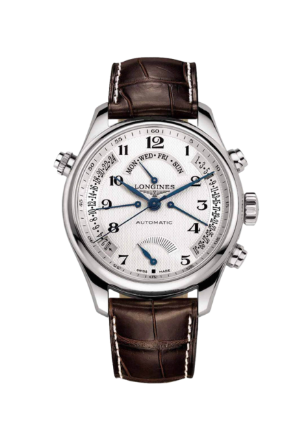 Longines, Master Collection, Retrograde Power Reserve, L2.714.4.78.3