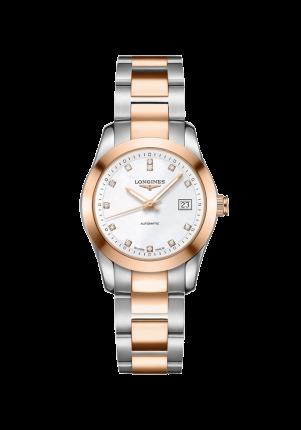 Longines, Uhrmachertradition, Conquest Classic, L2.285.5.87.7