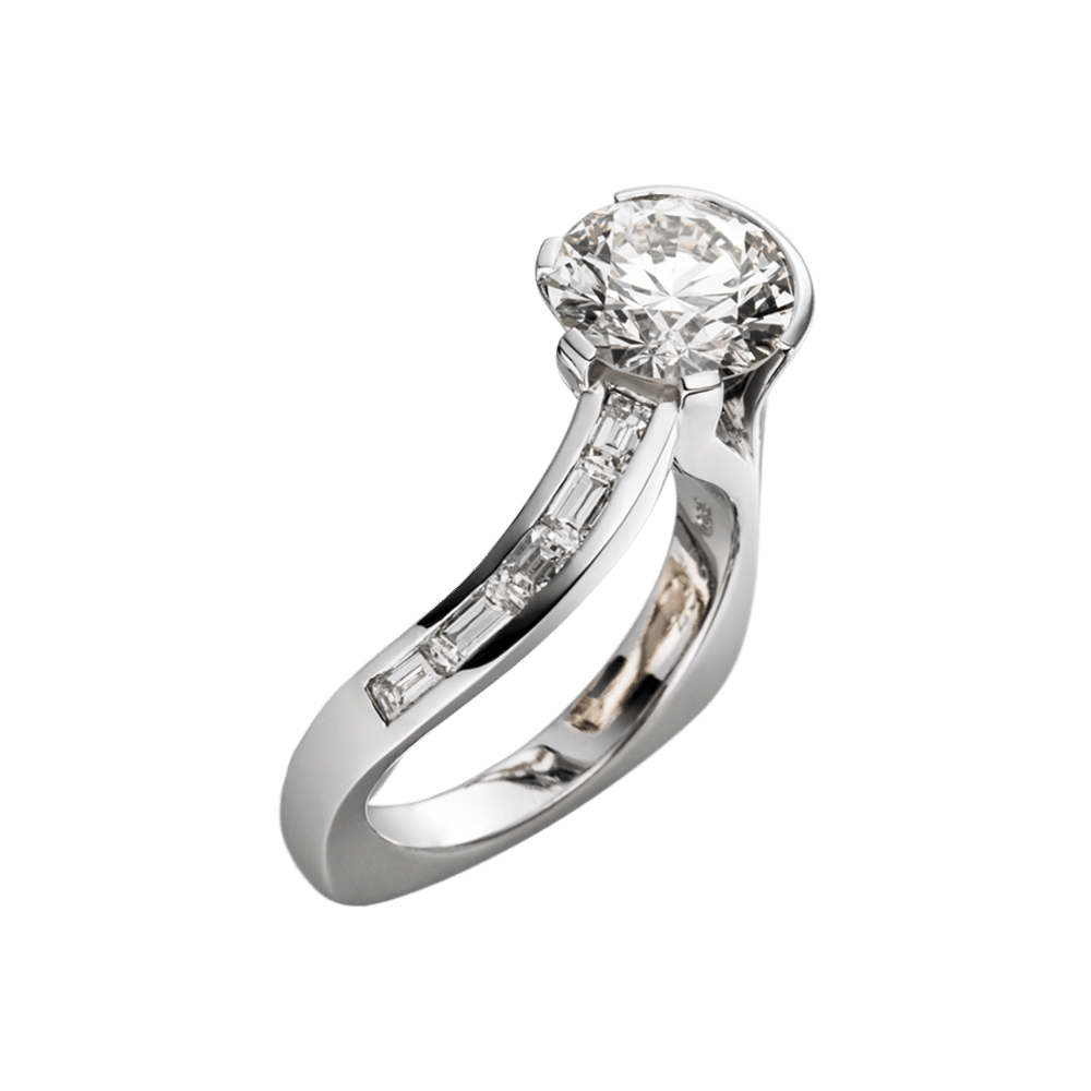Lorenz Eigenkreationen, Diamantring