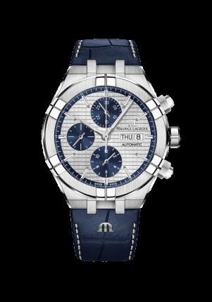 Maurice Lacroix, Aikon, Aikon Automatic Chronograph, AI6038-SS001-131-1