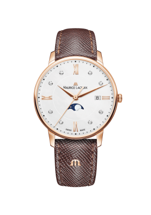 Maurice Lacroix, Eliros, Moonphase 35 mm, EL1096-PVP01-150-1