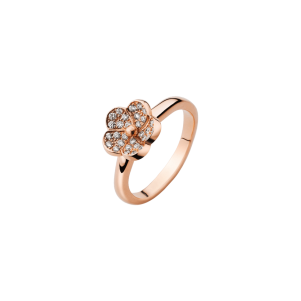 Meissen Couture, Ring, Roségold, Diamanten