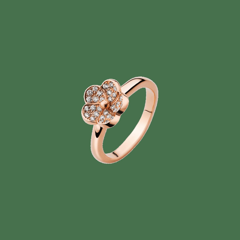 Meissen Couture, Ring, Roségold, Diamanten