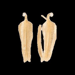 Ole Lynggaard, Leaves, Earrings, A2878-401