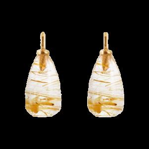 Ole Lynggaard, Lotus, Design Pendant For Earring, A1703-404