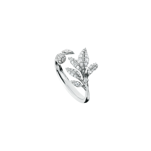 Ole Lynggaard, Ring, Weißgold, Diamanten,
