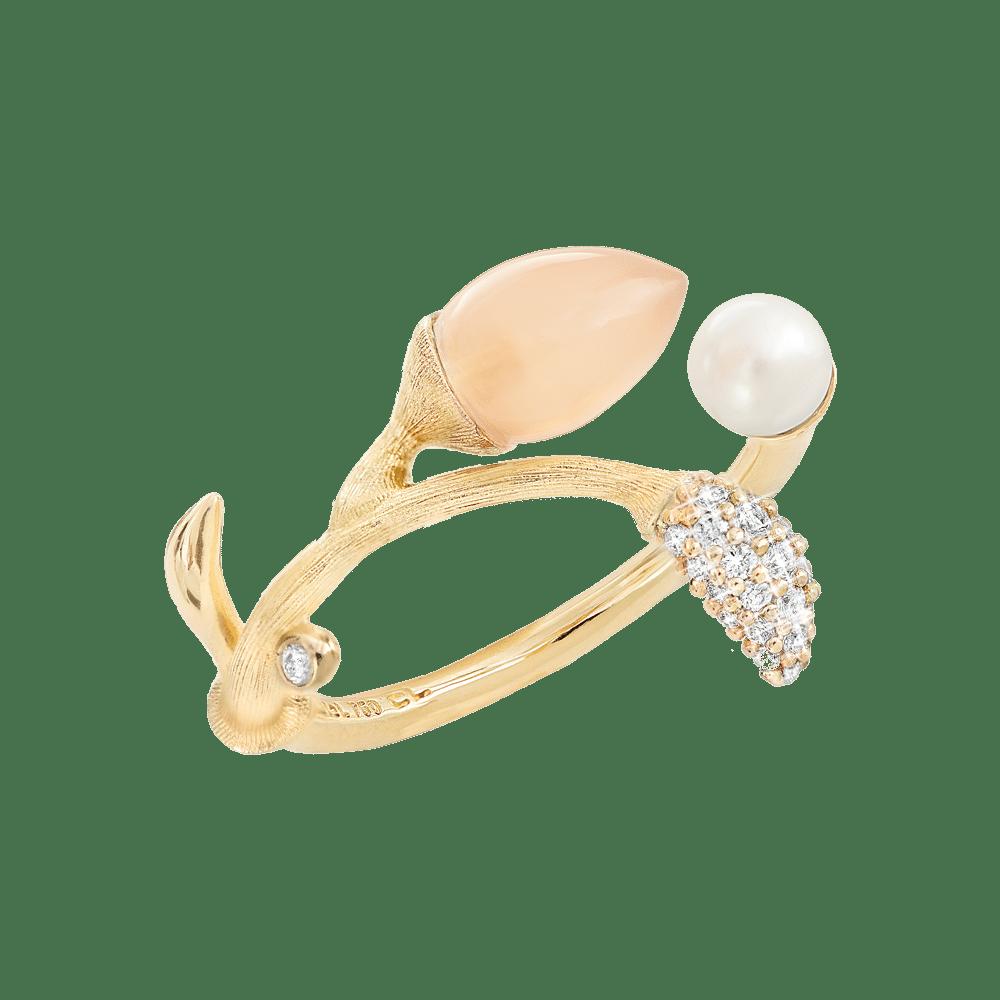 Ole Lynggaard, Ring Blooming, A2884-402
