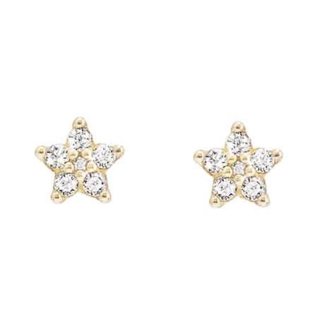 Ole Lynggaard, Shooting Stars, Earrings, A2860-401