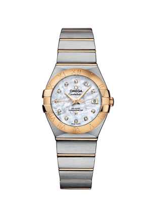 Omega, Constellation, Constellation, Omega Co-Axial 27 mm, 123.20.27.20.55.003